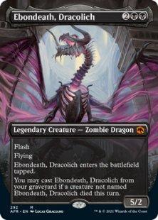 Ebondeath, Dracolich (borderless)