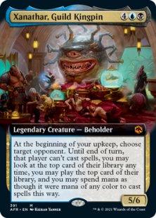 Xanathar, Guild Kingpin (extended art)