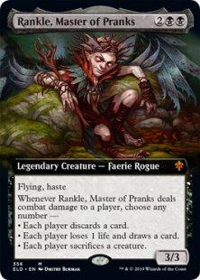Rankle, Master of Pranks (extended art)