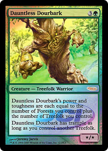 Dauntless Dourbark (foil)