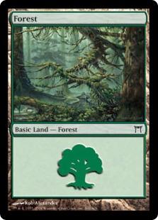 Forest (4) (foil)