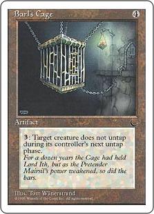 Barl's Cage