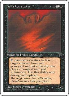 Hell's Caretaker