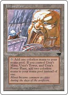 Urza's Mine (1)