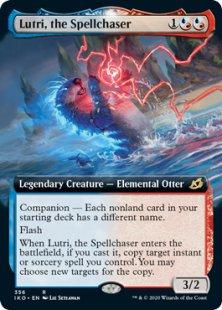 Lutri, the Spellchaser (extended art)