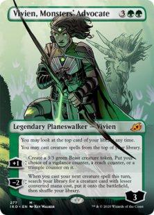 Vivien, Monsters' Advocate (borderless)