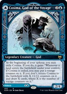 Cosima, God of the Voyage (showcase)