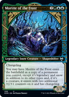 Moritte of the Frost (showcase)