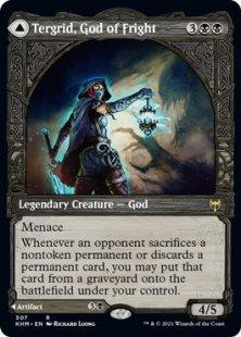 Tergrid, God of Fright (showcase)