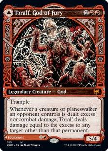Toralf, God of Fury (showcase)
