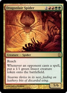 Dragonlair Spider (foil)