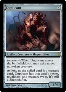 Duplicant (foil)