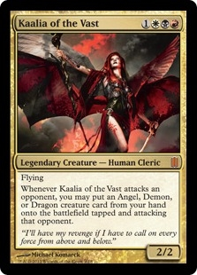 Kaalia of the Vast (foil)