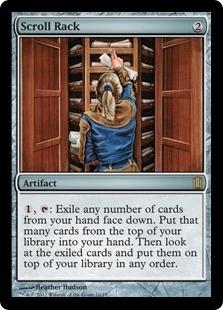 Scroll Rack (foil)