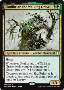 Skullbriar, the Walking Grave