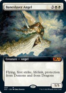 Baneslayer Angel (extended art)