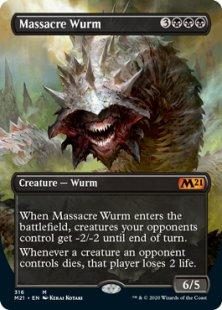 Massacre Wurm (borderless)