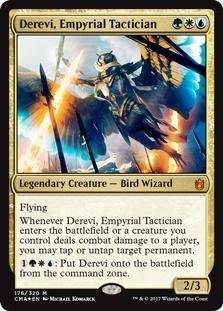 Derevi, Empyrial Tactician (foil)