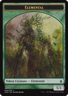 Elemental token (5/3)