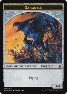 Gargoyle token (3/4)