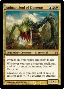 Animar, Soul of Elements (EX)