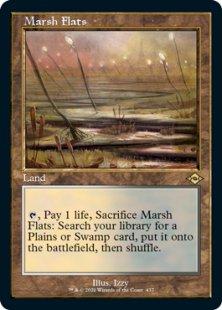 Marsh Flats (retro frame) (showcase)