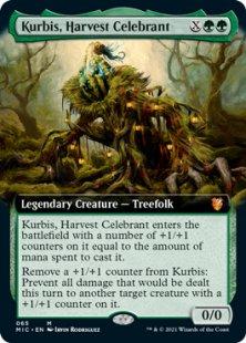 Kurbis, Harvest Celebrant (extended art)