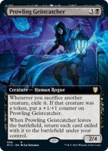 Prowling Geistcatcher (extended art)