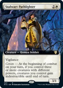 Stalwart Pathlighter (extended art)