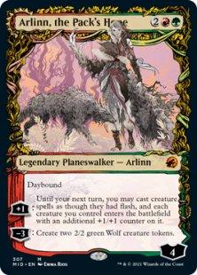 Arlinn, the Pack's Hope (showcase)