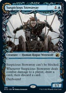 Suspicious Stowaway (showcase)