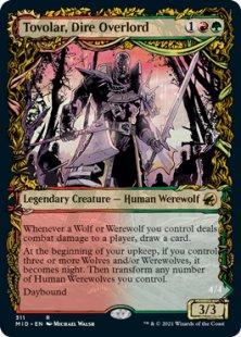 Tovolar, Dire Overlord (showcase)
