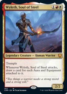 Wyleth, Soul of Steel (foil)