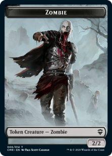 Zombie token (2/2)