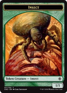 Insect token (1/1)