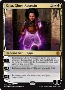 Kaya, Ghost Assassin (foil)