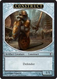 Construct token (1/1)