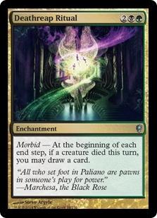 Deathreap Ritual (foil)