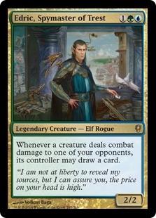 Edric, Spymaster of Trest (foil)