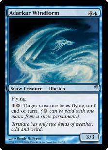 Adarkar Windform (foil)