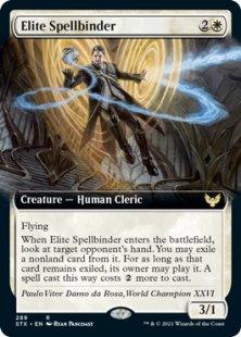 Elite Spellbinder (extended art)