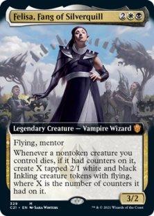 Felisa, Fang of Silverquill (extended art)