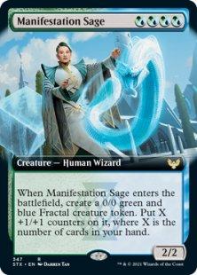 Manifestation Sage (extended art)