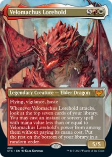 Velomachus Lorehold (borderless)