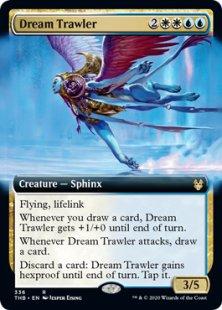 Dream Trawler (extended art)