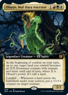 Obuun, Mul Daya Ancestor (extended art)