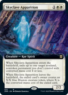 Skyclave Apparition (extended art)