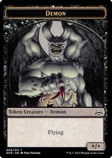 Demon token (*/*)