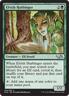 Elvish Harbinger