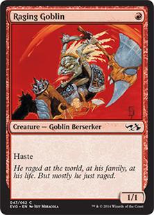 Raging Goblin